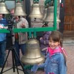 Царские дни: на фестивале колокольного звона