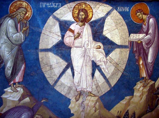 Transfiguration-fresco-Visoki-Decani-Monastery-Serbia